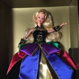 NEW Barbie Midnight Princess Limited Edition 1997